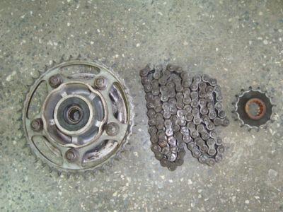 Ступица цепь для Honda VTR 1000 F