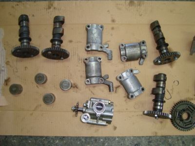 Запчасти двигателя цилиндры для Honda VTR 1000 F