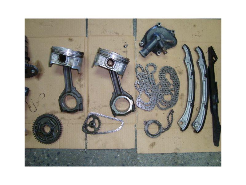 Запчасти к двигателю шатуны поршни для Honda VTR 1000 F