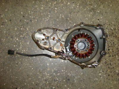 Генератор и крышка генератора для Kawasaki ER 6