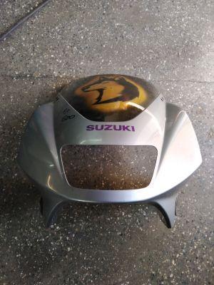 Пластик морды для мотоцикла Suzuki RF 600, ветровик  для Suzuki RF 600.