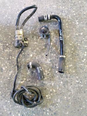 топливный насос, топливный краник, патрубки, шланги для  мотоцикла suzuki rf 600