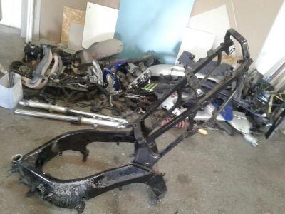 Рама для мотоцикла Yamaha YZF 600 Thundercat