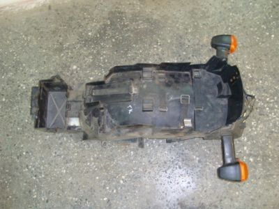 Нижний пластик хвоста и стопаки для Yamaha YZF 600 Thundercat