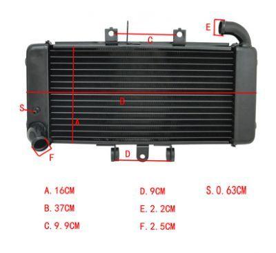 Радиатор для Yamaha FZ1 06-12