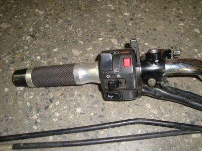 Переключатель левый для мотоцикла Yamaha XJ 600 98-03 N