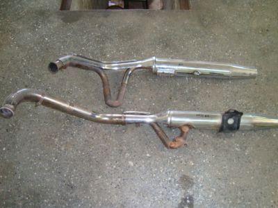 Выхлопные трубы для мотоцикла Kawasaki VN 1500 2000