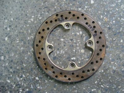 Задний тормозной диск для мотоцикла Kawasaki ZX9R 98-99