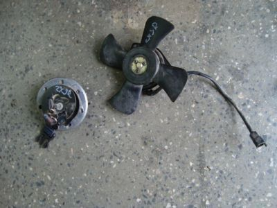Мотор вентилятора охлаждения для мотоцикла Kawasaki ZX9R 98-99
