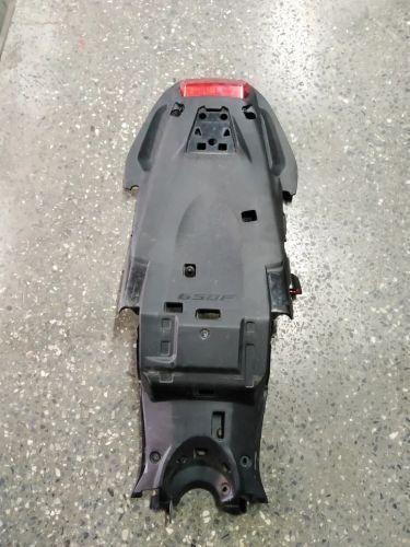Нижний пластик хвоста для мотоцикла Honda CBR 650 F 2014