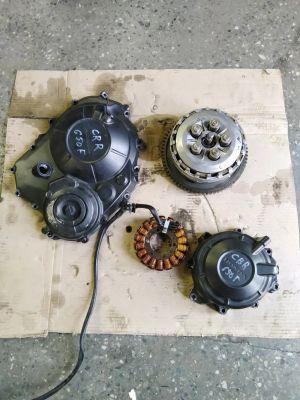 Генератор , крышка генератора, крышка сцепления, корзина сцепления для мотоцикла Honda CBR 650 F 2014