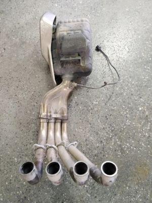 Коллектор для мотоцикла Honda CBR 650 F 2014