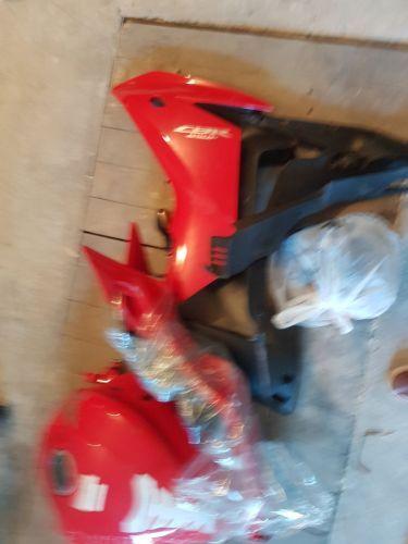 Пластики для мотоцикла Honda CBR 650 F 2014