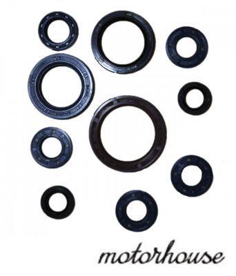 Комплект сальников двигателя Athena для мотоциклов KTM EXC-F 350, KTM Freeride 350 4T,  KTM SX-F 350 ie 4T