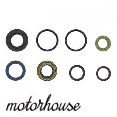 Комплект сальников двигателя для мотоциклов MBK YN 100 Ovetto, MBK YQ 100 Nitro,  MBK YW 100 Booster