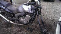 Мотоцикл на запчасти Honda CBF 6002007