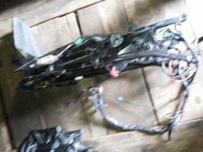 Защита аккумулятора и паук Honda CBF 6002007