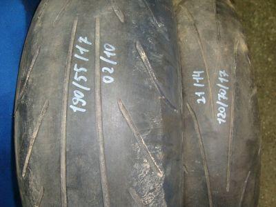 Резина для Honda CBR 1000 RR 06-07