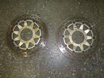 Тормозные диски для Honda CBR 1000 RR 06-07