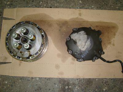 Генератор и крышка генератора для Honda CBR 1000 RR 06-07