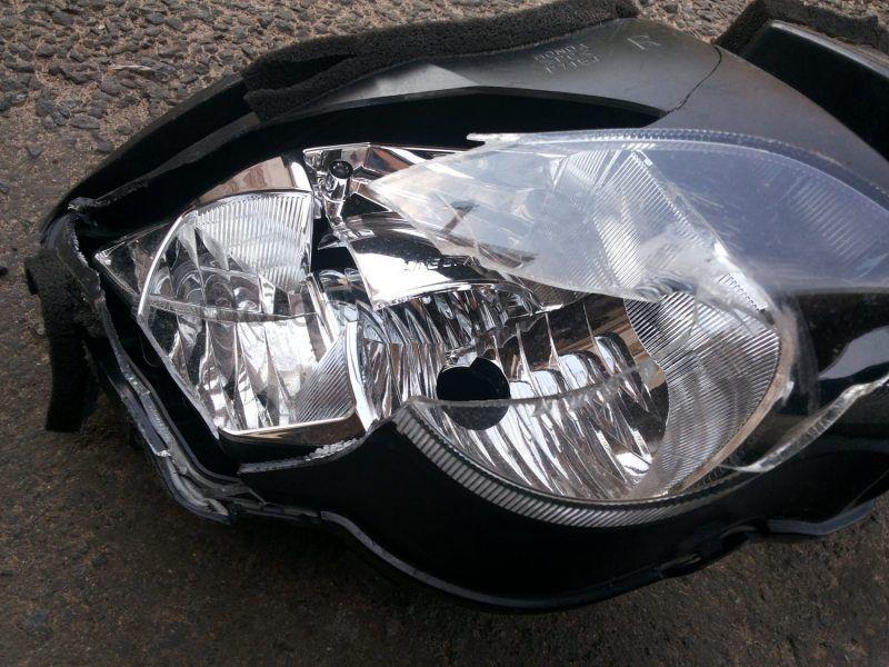 Фара и зеркало Honda CBR 1000 RR 2008