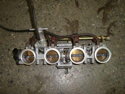 Дросселя для Honda CBR 1000 RR 06-07