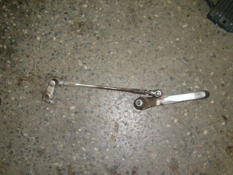 Лапка КПП для Honda CBR 1000 RR 06-07