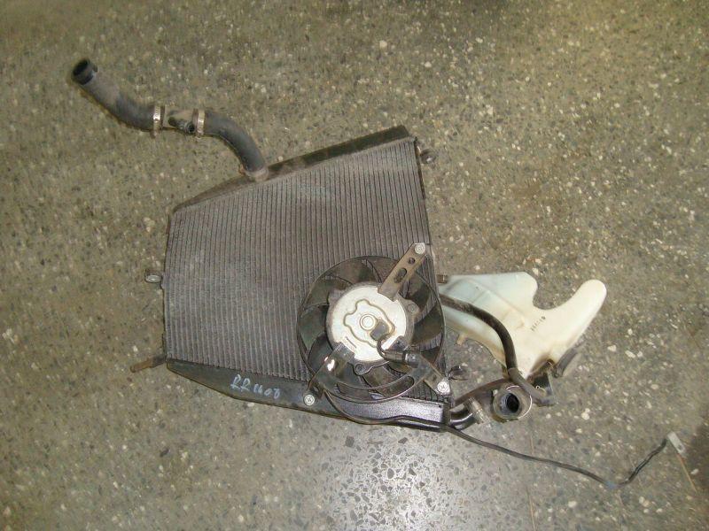 Вентилятор на радиатор для Honda CBR 1000 RR 06-07