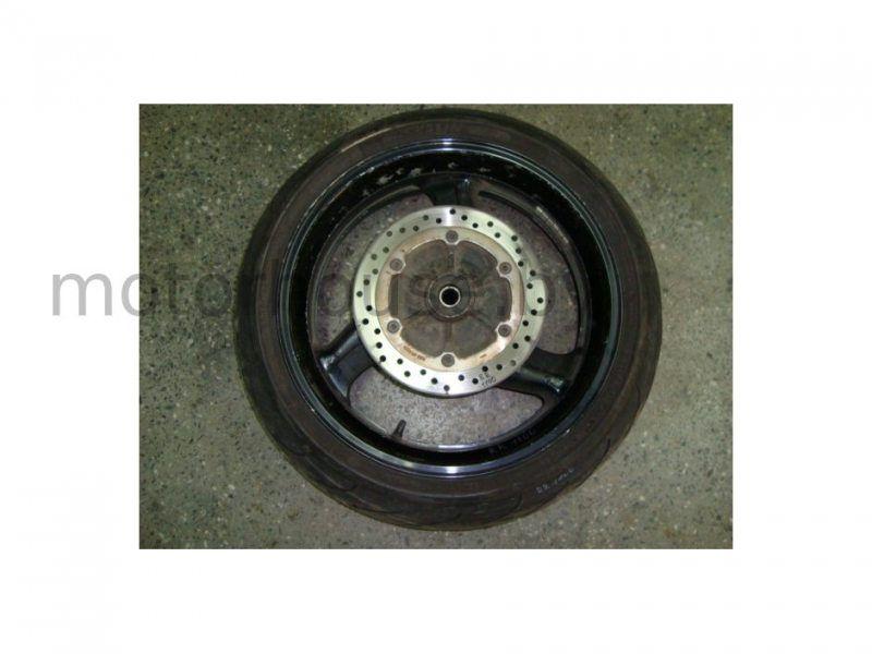 Заднее колесо и тормозной диск Honda CBR 1100 XX 1997