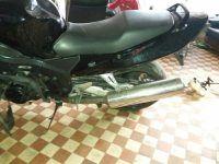 Сиденье Honda CBR 1100 XX 1997
