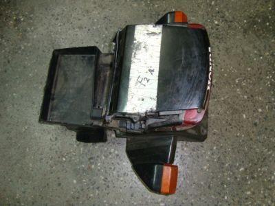 Крепление номера Honda CBR 600 F2