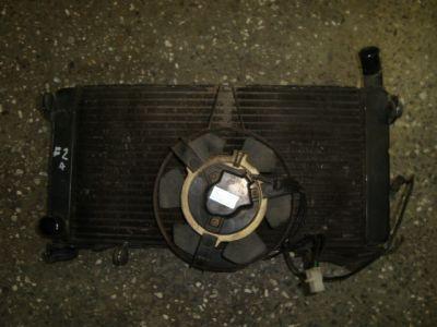 Радиатор и вентилятор для Honda CBR 600 F2