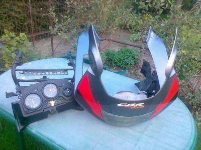 Комплект морды Honda CBR 600 F3