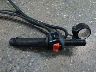 Клипон правый для Honda CBR 600 F3 95-98