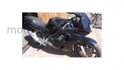 Мотоцикл на запчасти Honda CBR 600 F3 1996