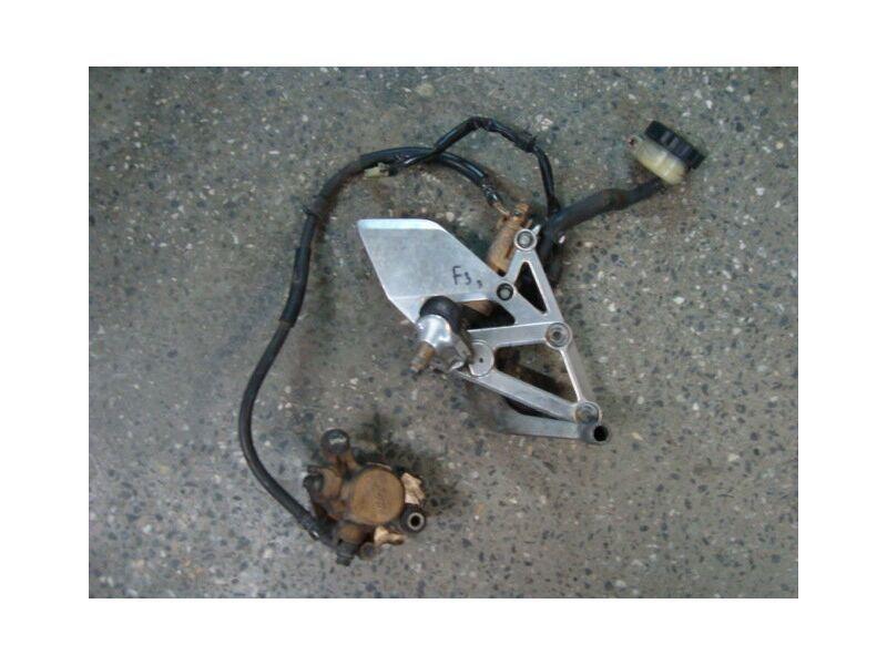 Кронштейн и тормозной цилиндр для Honda CBR 600 F3 95-98