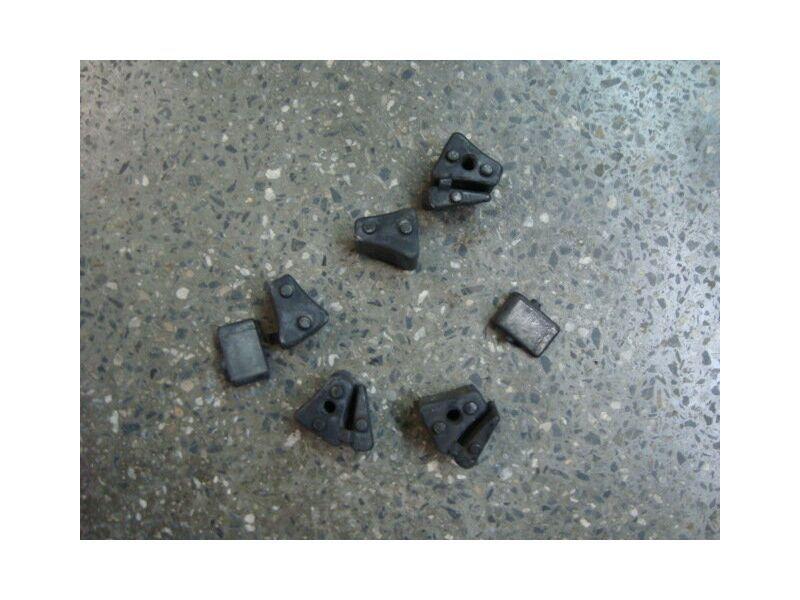 Демпферные резинки для Honda CBR 600 F3 95-98
