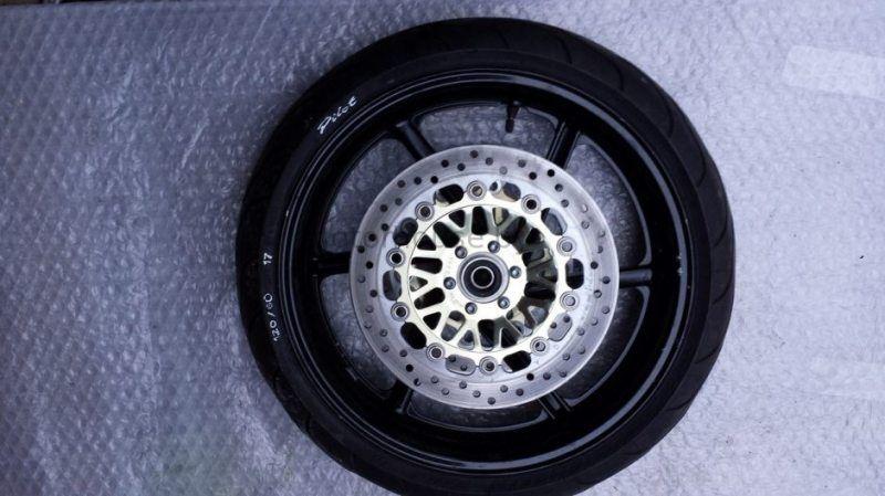 Колеса и тормозные диски Honda CBR 600 F3 1996