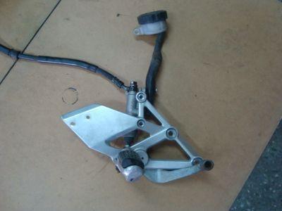 Кронштейн и тормозной цилиндр для Honda CBR 600 F3