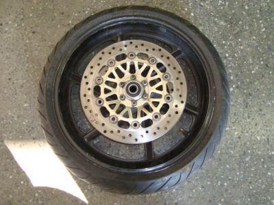 Переднее колесо и тормозной диск для Honda CBR 600 F3