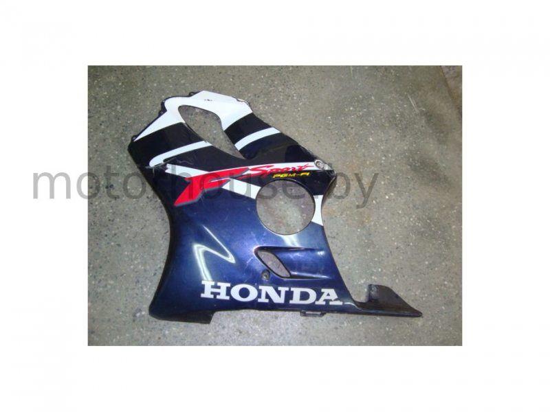 Пластик левый боковой Honda CBR 600 F4i