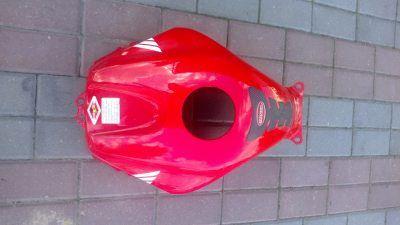 Пластик бака Honda CBR 600 RR