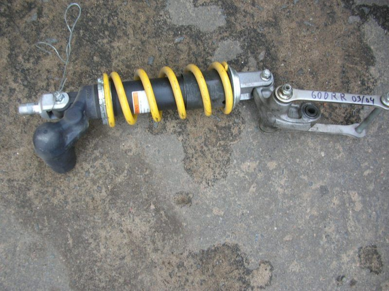 Амортизаторы для мотоцикла Honda CBR 600 RR 2003-2004