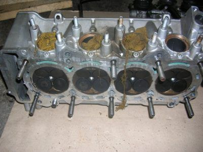 Запчасти для двигателя к мотоциклу Honda CBR 600 RR 2003-2004