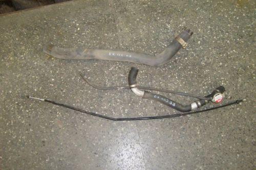 Патрубки , тросик для мотоцикла Honda CBR 600 RR 2007 - 2011 PC40