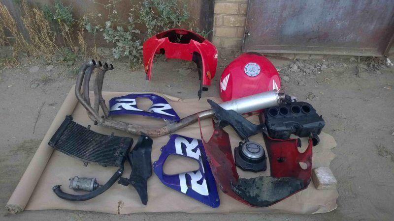 Запчасти Honda CBR919 RR 1998-1999