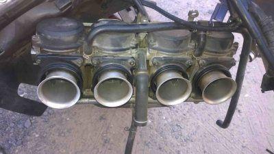 Карбюраторы Honda CBR919 RR 1998-1999