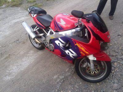 Мотоцикл на запчасти не битый Honda CBR919 RR 1998-1999