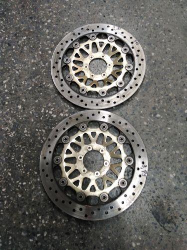 Тормозные диски для мотоцикла Honda CBR 919 RR 1997 A