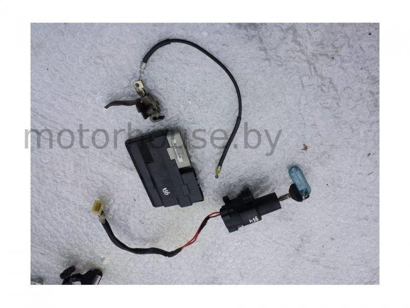 Замок зажигания и мозги Honda CBR954 RR 2003